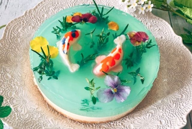 Jelly Cantik dari Jepang