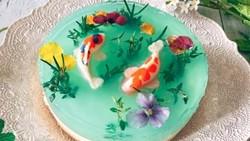 Jepang Punya 5 Kreasi Jelly Cantik, Tema Kolam Ikan hingga Pelangi