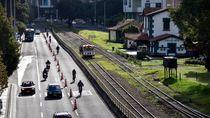Saat New Normal, Kendaraan Dibatasi dan Beralih ke Sepeda. Indonesia Bagaimana?