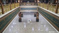 Usai Salat Jumat, Masjid Al Barkah Bekasi Langsung Disterilisasi