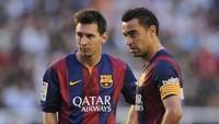 Messi Bisa Gantikan Xavi di Barcelona