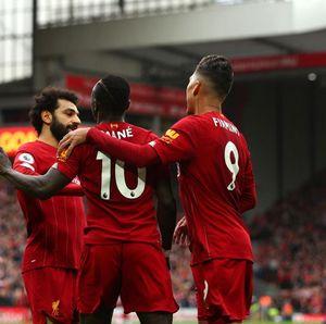 Rekor Poin Man City Begitu Menggoda buat Liverpool