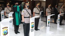 Jabatan 5 Kapolres di Jawa Timur Resmi Berganti