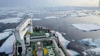 Es Antartika Bisa Mencair Lebih Cepat dari yang Kita Duga