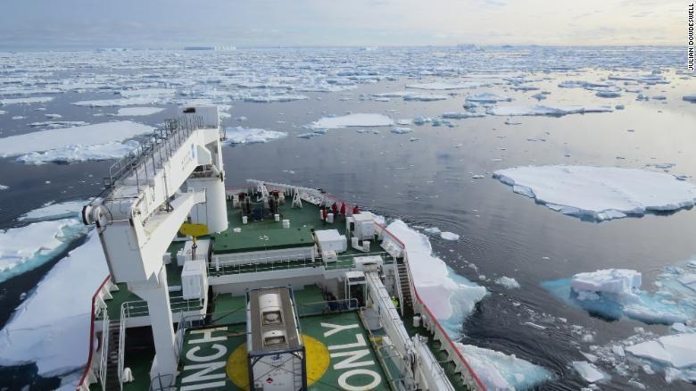Penjelajahan Antartika