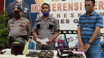 Polisi Buru Penjual Semangka Penikam Suami yang Istrinya Diajak Kawin Lari