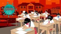 Cemas-Dukungan Ortu Murid soal KBM Tatap Muka di Sekolah Pesisir Selatan