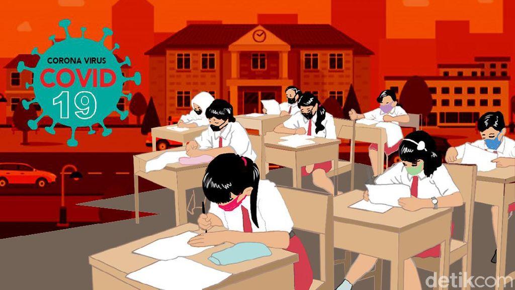 6 Kabupaten/Kota di Kepri Sudah Belajar Tatap Muka