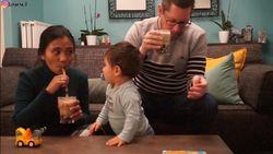 Bikin Bubble Tea di Rumah, Bule Belanda Ini Ketagihan