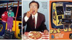 Terinspirasi dari Pizza, Pac-Man Jadi Permainan Arkade Terlaris di Dunia