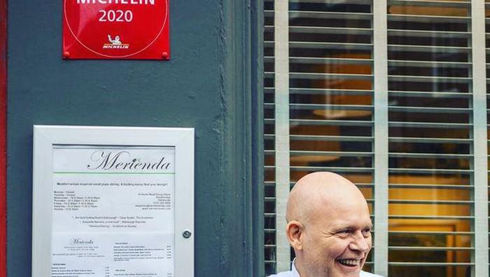 Restoran Michelin di dunia jual menu takeaway