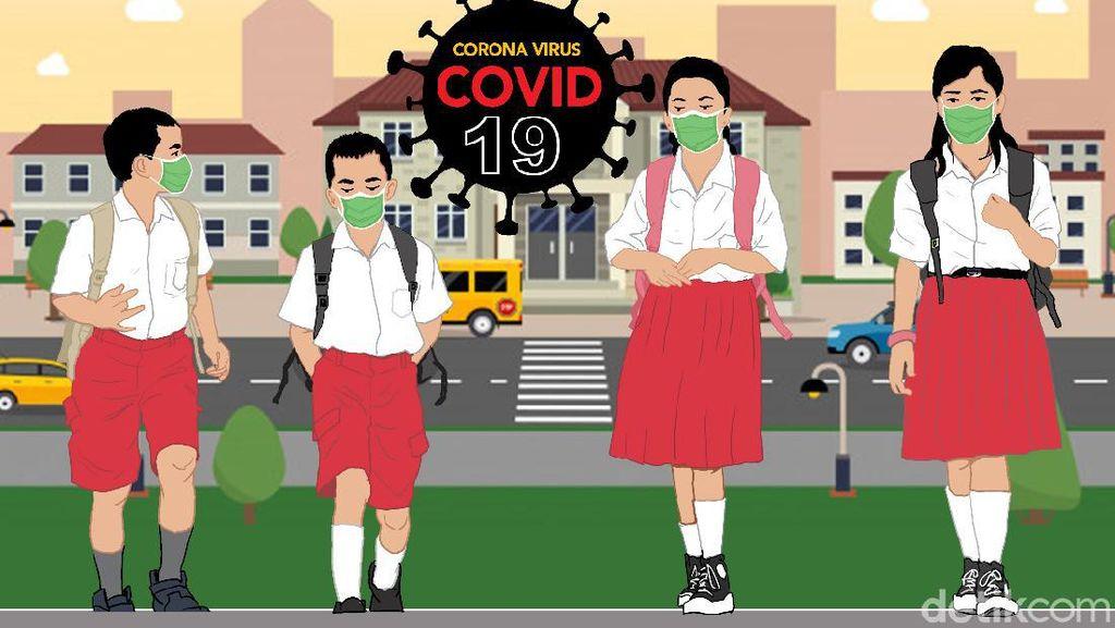 Pemkot Pekanbaru Telusuri Sekolah Swasta Gelar Belajar Tatap Muka di Kelas