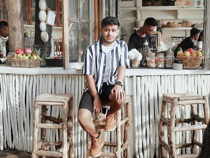 Momen kuliner Fadil Jaidi