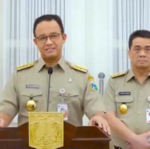 Anies Beberkan Krisis yang Dialami Jakarta Gara-gara Corona