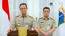 Rugi Rp 40 T Akibat Corona, Anies Potong 50% Tunjangan PNS DKI