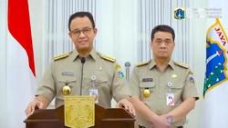 Beredar Info Anies Perpanjang PSBB hingga 18 Juni, Pemprov Pastikan Hoax