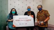 Eks Pekerja Migran RI Dapat Bantuan Paket Kesehatan dari Sampoerna