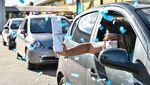 Drive-in jadi Trend Nikmati Keramaian di Saat New Normal