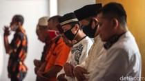 Salat Jumat Saat PSBB di Jakarta Masih Berlaku