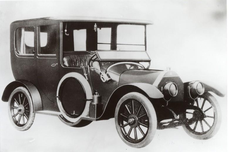 Mitsubishi Model A