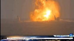 Roket SpaceX Meledak Sehari Sebelum Peluncuran Bersejarah