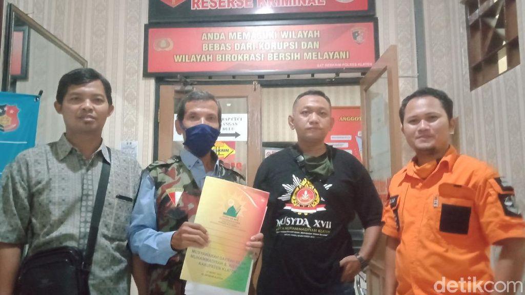 Muhammadiyah Polisikan Pencatut yang Teror Diskusi Mahasiswa FH UGM
