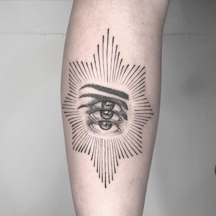 yatzil_tatts tato ilusi optik