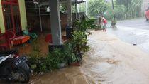 Hujan Deras, Rumah di Bengkulu Terendam Banjir