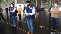 New Normal, Ridwan Kamil Simulasi Salat Berjamaah di Masjid Al Irsyad Padalarang