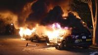 Jaksa Agung AS Sebut Ekstremis Kiri Dalang Kerusuhan Protes Kasus George Floyd
