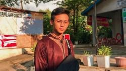 Adik YouTuber Delfano Charies Mualaf Usai Lebaran dan Didukung Pacar