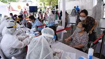 Genjot Rapid Test Massal di Zona Merah