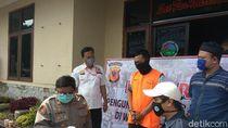Polisi Ungkap Miras Oplosan yang Dikemas Botol Bermerek di Bandung Barat
