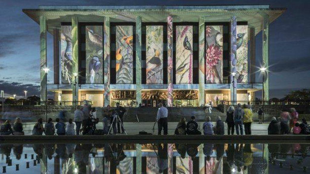 Beredar Petisi Terkait Koleksi Indonesia di Perpustakaan Nasional Australia