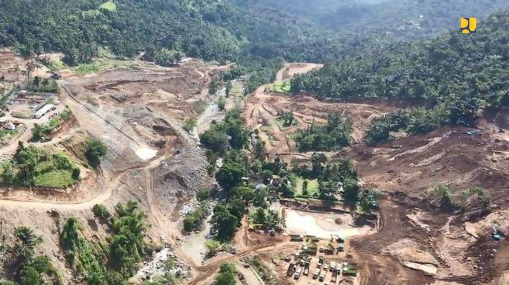 Mengintip Proyek Bendungan Penjaga Pasokan Air di Lombok