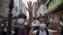 China Dibanjiri Kritik Soal Hong Kong