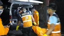 Kebakaran Bangunan Bekas Pabrik di Boyolali, 1 Orang Ditemukan Tewas