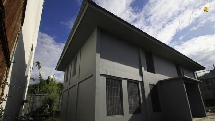 Rekonstruksi di Wamena pascarusuh Agustus 2019 lalu