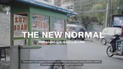 Aturan Penting Jajan di Kaki Lima dan Nongkrong di Kafe Saat New Normal