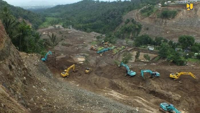 Proyek Bendungan Meninting di Lombok-NTB