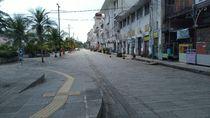Kawasan Kota Tua Ditutup, Pedagang-Juru Parkir Curhat Sulit Dapat Uang