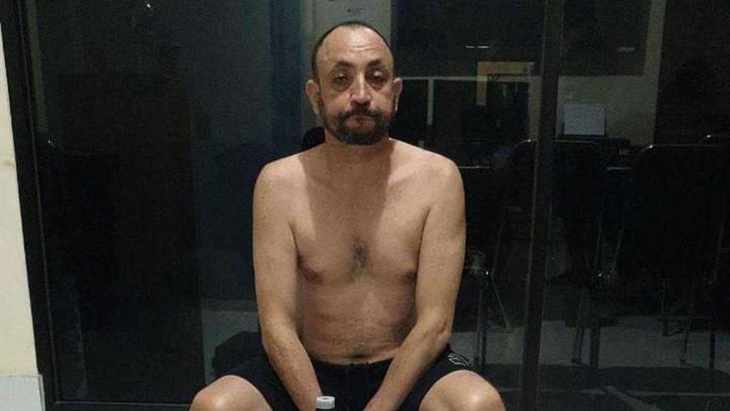 WN Aljazair Buron Pembobolan ATM di Gianyar Bali Ditangkap