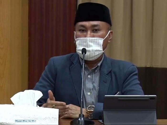 Kepala Dinas Pendidikan Provinsi Jatim Wahid Wahyudi