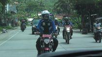 Tim Motor Siap Buru Warga Banyumas yang Ndableg Tak Pakai Masker