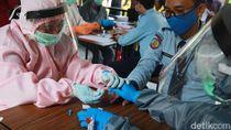 Rapid Test, Pegawai Lapas Anak Tangerang Negatif Corona