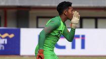 Pemain Persija Ini Bicara Persaingan Posisi Kiper di Timnas U-19