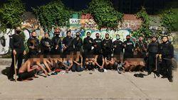 Polisi Amankan 12 Anggota Geng Motor yang Hendak Tawuran di Jakbar