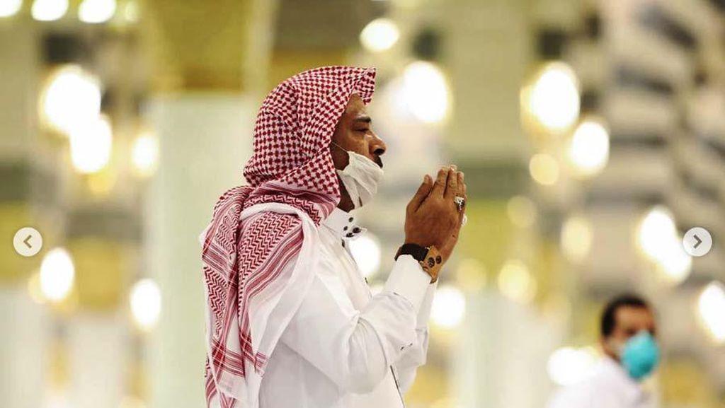 Gara-gara Virus Corona, 39 Masjid di Arab Saudi Ditutup Lagi