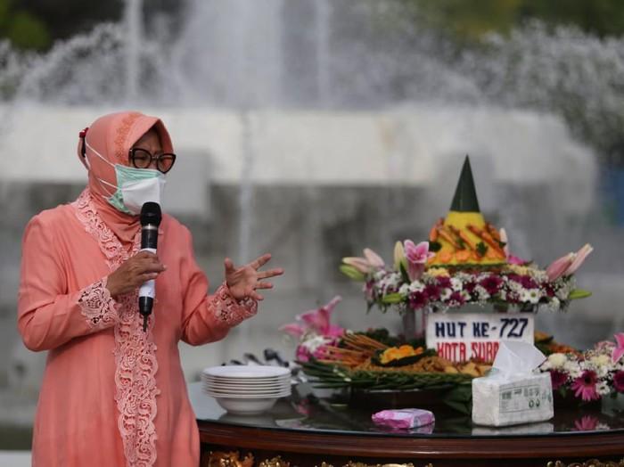 Hari Jadi Kota Surabaya yang ke-727 via online