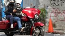 3 Faktor Pemicu Sikap Arogan Pengendara Moge Saat Konvoi di Jalanan